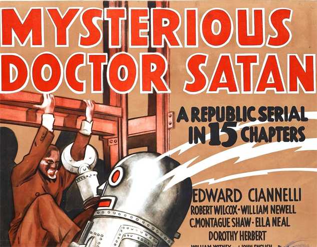 100-b-movie-posters mysterious-doctor-satan-1940