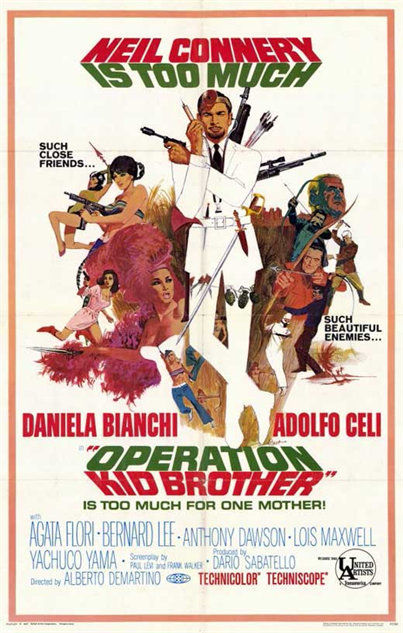 100-b-movie-posters operation-kid-brother-1967
