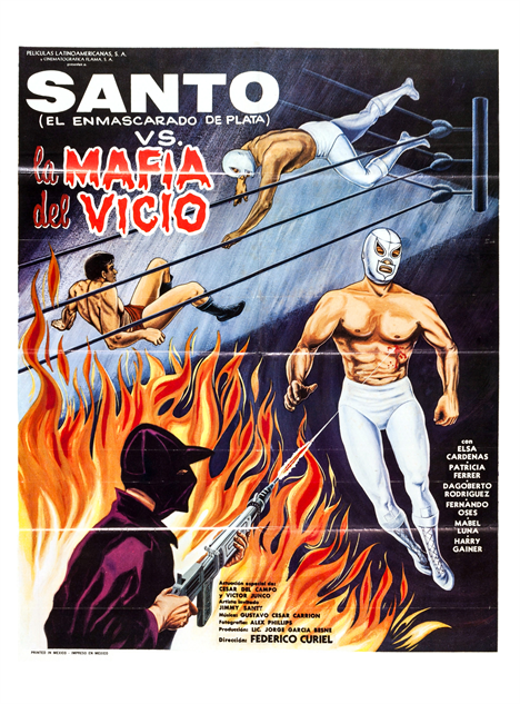 100-b-movie-posters santo-vs-la-mafia-del-vicio-1970