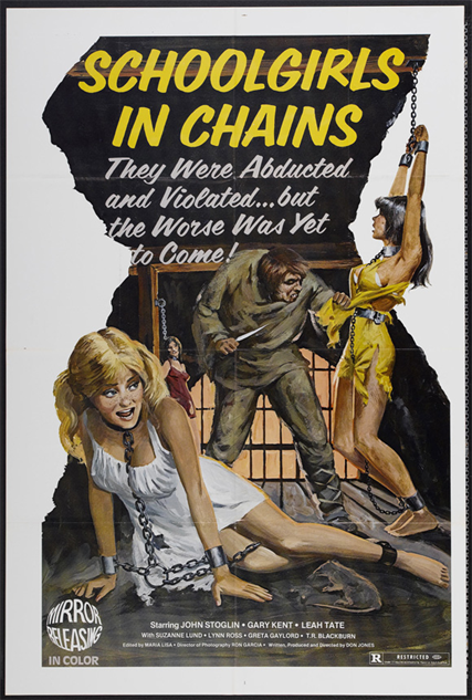 100-b-movie-posters schoolgirls-in-chains-1973
