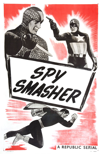 100-b-movie-posters spy-smasher-1942