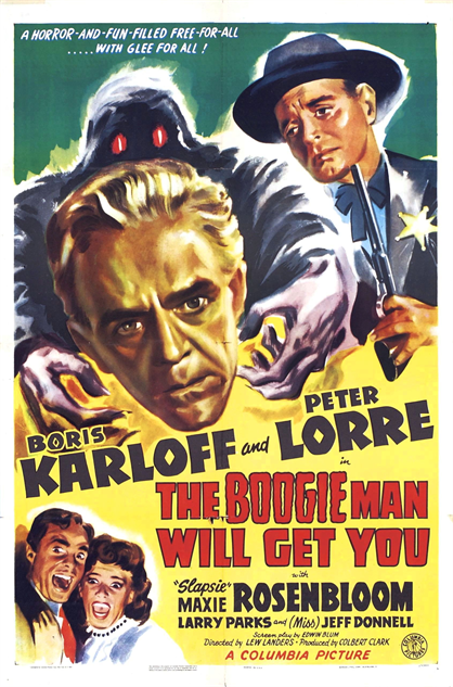 100-b-movie-posters the-boogie-man-will-get-you-1942