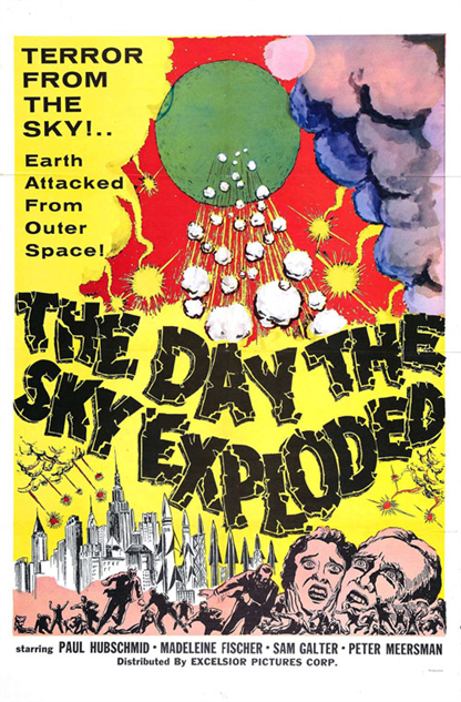 100-b-movie-posters the-day-the-sky-exploded-1958