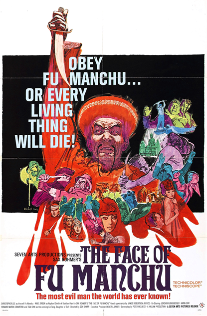 100-b-movie-posters the-face-of-fu-manchu-1965