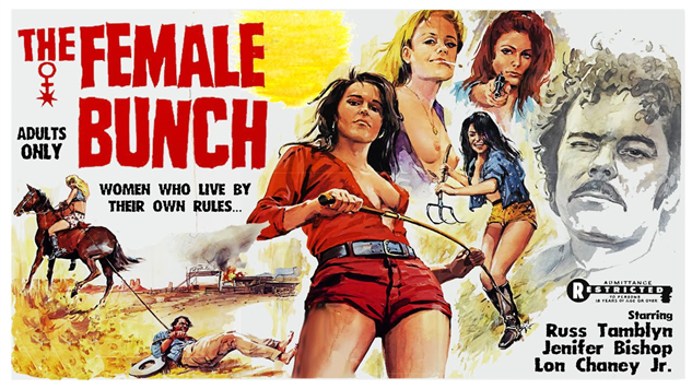 100-b-movie-posters the-female-bunch-1969