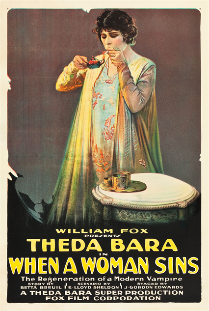 100-b-movie-posters when-a-woman-sins-1918
