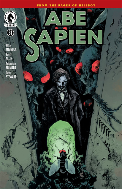 100besthellboycovers abe-sapien--31-cover-art-by-max-fiumara
