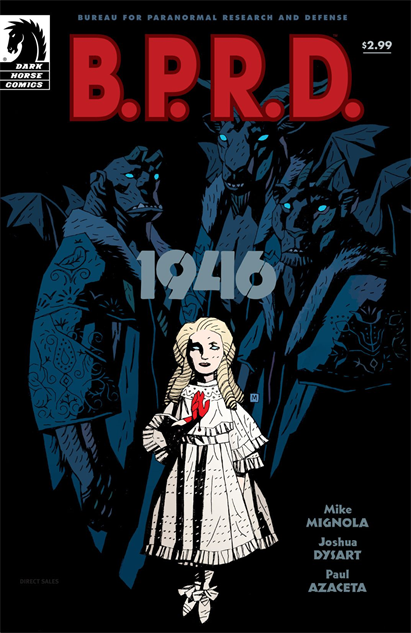 100besthellboycovers bprd-1946--2-cover-art-by-mike-mignola