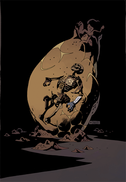100besthellboycovers bprd-hell-on-earth--101-variant-cover-art-by-mike-mignola