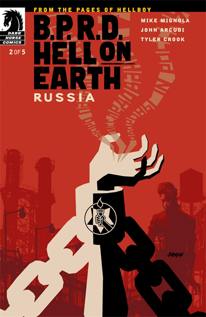 100besthellboycovers bprd-hell-on-earth-russia--2-cover-art-by-dave-johnson