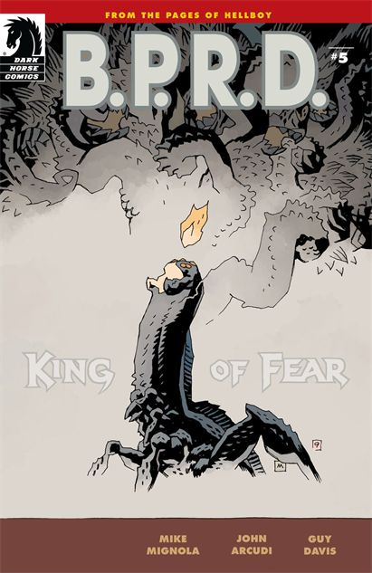 100besthellboycovers bprd-king-of-fear--5-cover-art-by-mike-mignola