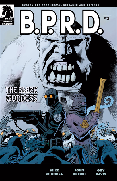 100besthellboycovers bprd-the-black-goddess--3-cover-art-by-kevin-nowlan