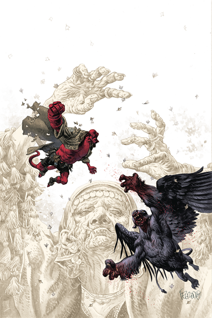 100besthellboycovers hellboy--the-bprd-the-beast-of-vargu-cover-art-by-duncan-feg