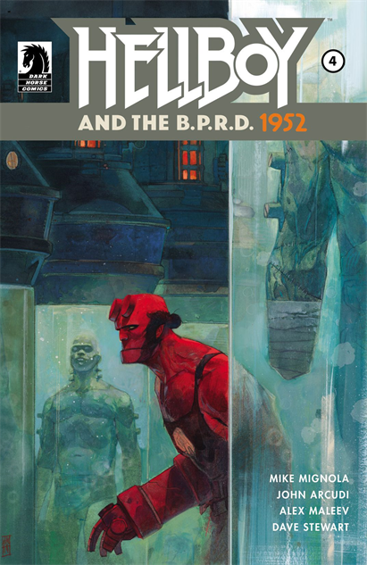 100besthellboycovers hellboy-and-the-bprd-1952--4-cover-art-by-alex-maleev