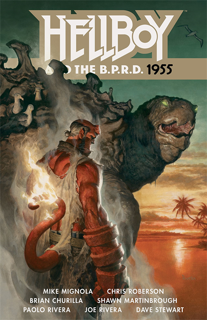 100besthellboycovers hellboy-and-the-bprd-1955-cover-art-by-paolo-rivera