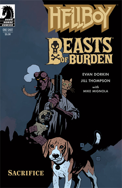 100besthellboycovers hellboy-beasts-of-burden-variant-cover-art-by-mike-mignola