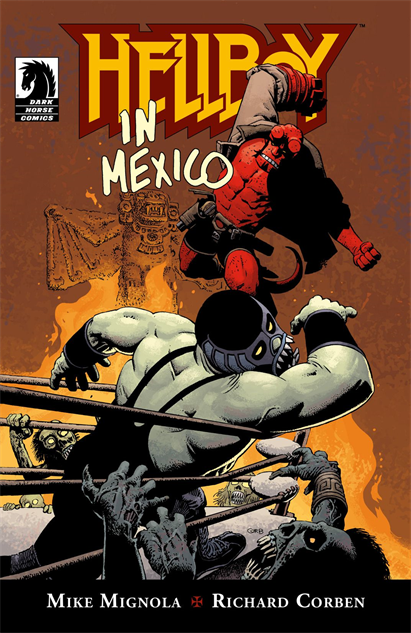 100besthellboycovers hellboy-in-mexico-cover-art-by-richard-corben