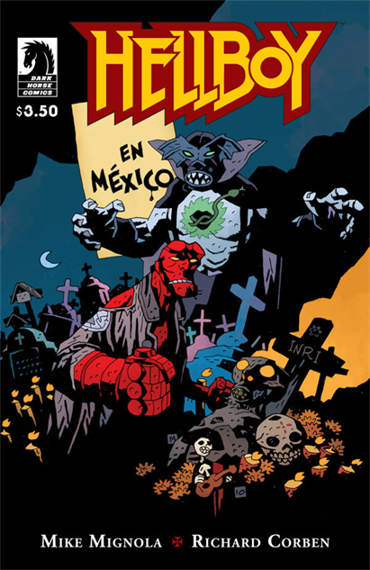 100besthellboycovers hellboy-in-mexico-variant-cover-art-by-mike-mignola