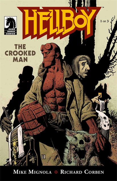 100besthellboycovers hellboy-the-crooked-man--1-cover-art-by-richard-corben