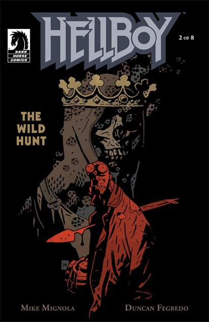 100besthellboycovers hellboy-the-wild-hunt--2-cover-art-by-mike-mignola