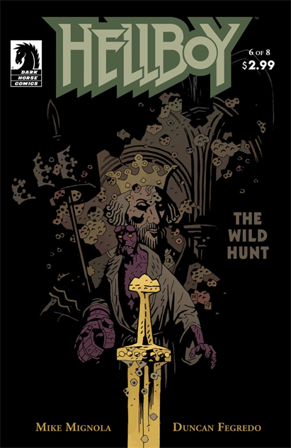 100besthellboycovers hellboy-the-wild-hunt--6-cover-art-by-mike-mignola