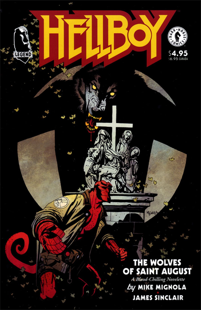 100besthellboycovers hellboy-the-wolves-of-saint-august-cover-art-by-mike-mignola
