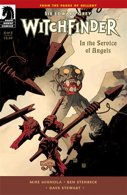 100besthellboycovers witchfinder-in-the-service-of-angels--4-cover-art-by-mike-mi