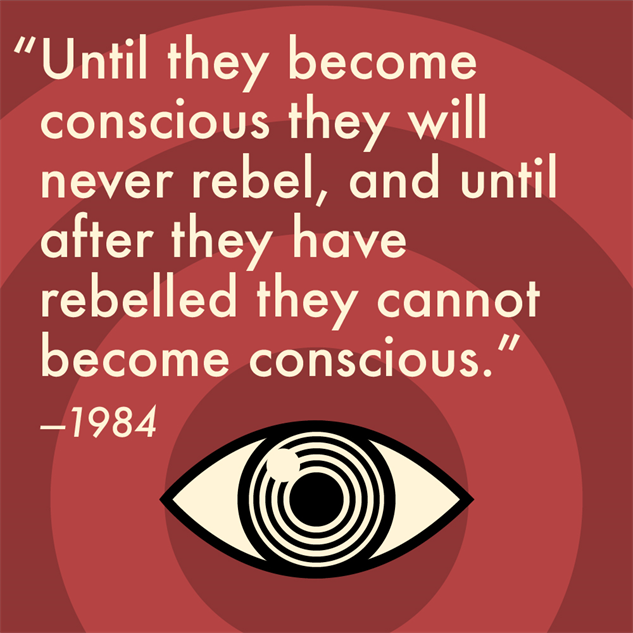 The Best Quotes from 1984 by George Orwell :: Books :: Galleries ...