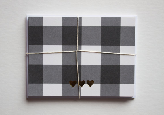 50-best-bespoke-stationery plaid
