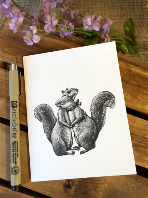 50-best-bespoke-stationery squirrel