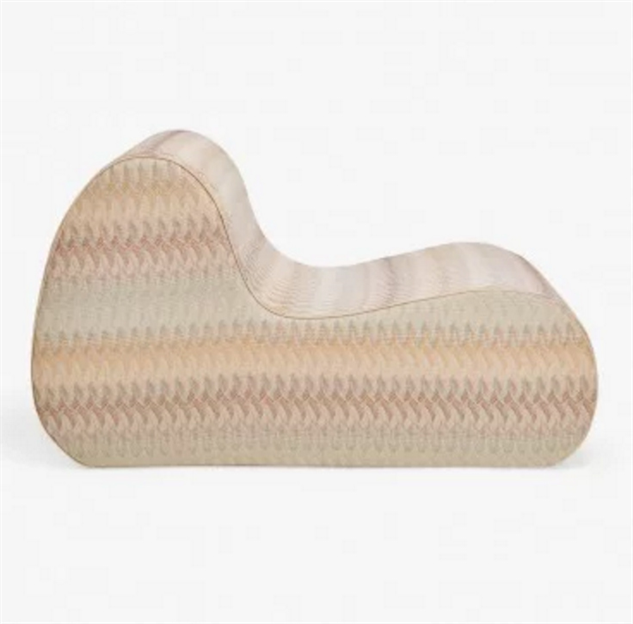 Missoni Home Armchair Virgola Nador: 50 Of The Best Designed Chairs :: Design :: Galleries :: Paste