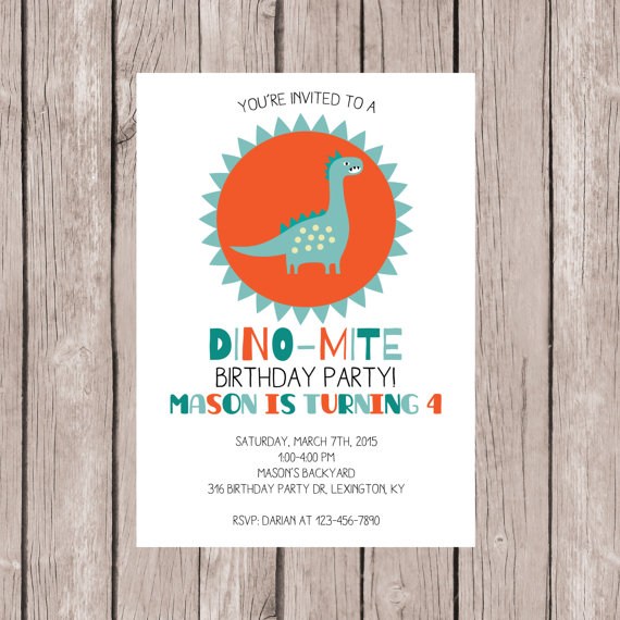 design party invitations
