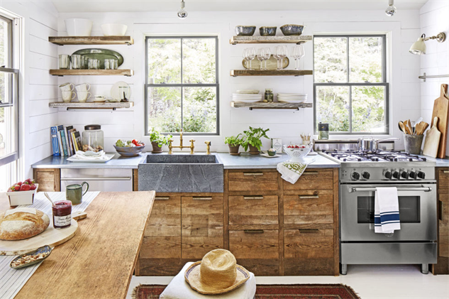 Bon 50 Best Kitchens Barnwood