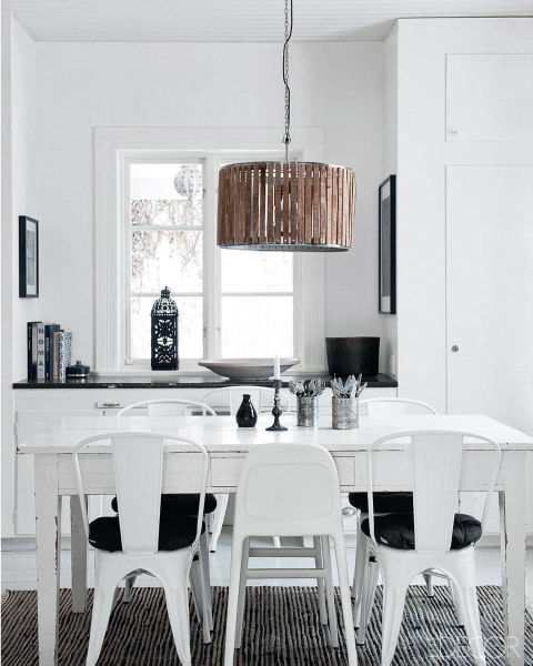 50 Best Swedish Decorating Ideas: 50 Of The Most Beautiful Kitchens :: Design :: Galleries
