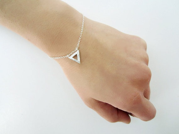adult-charm-bracelets silver