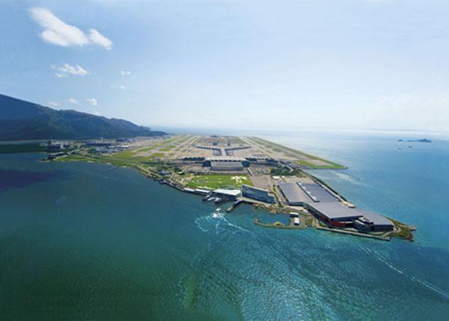 airport-landing hong-kong-airport