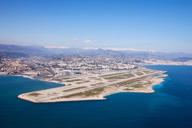 airport-landing nice-airport