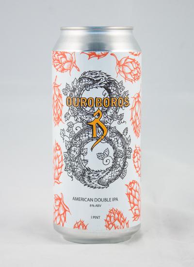 alchemist-labels ouroborus
