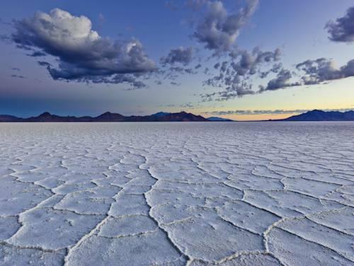 americana-southwest bonneville-salt-flats-utah