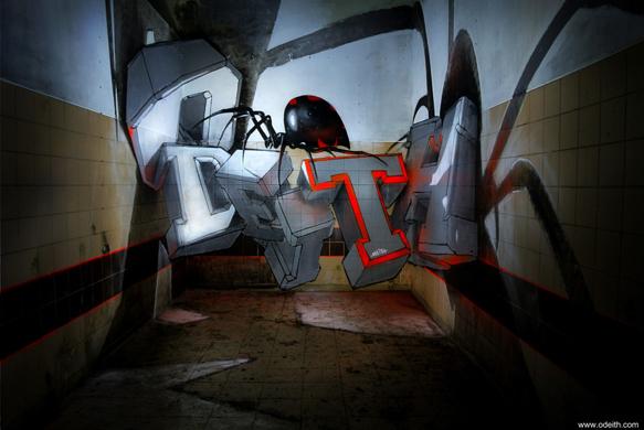 anamorphic-graffiti 13odeith-anamorphic