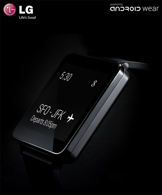 androidwear gwatch-5