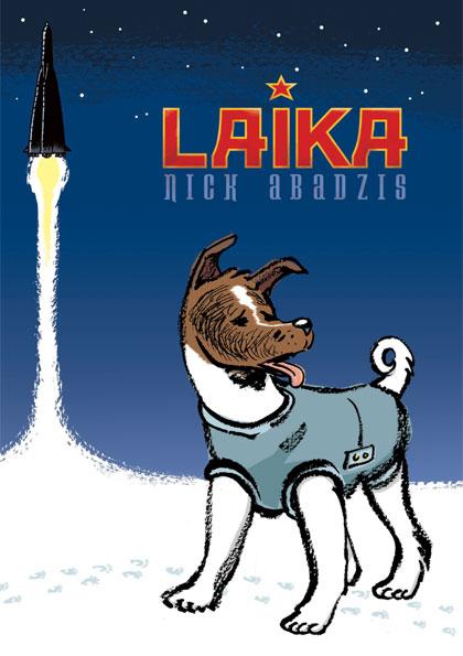 animal-welfare-comics laika-bookcover1