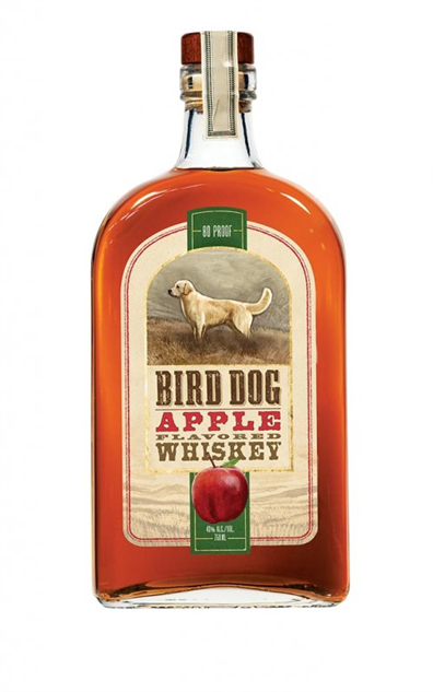 apple-whiskey bird-dog