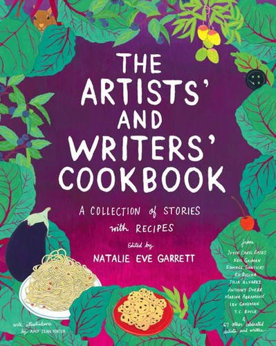 artists-writers-cookbooks artists-and-writers-cookook