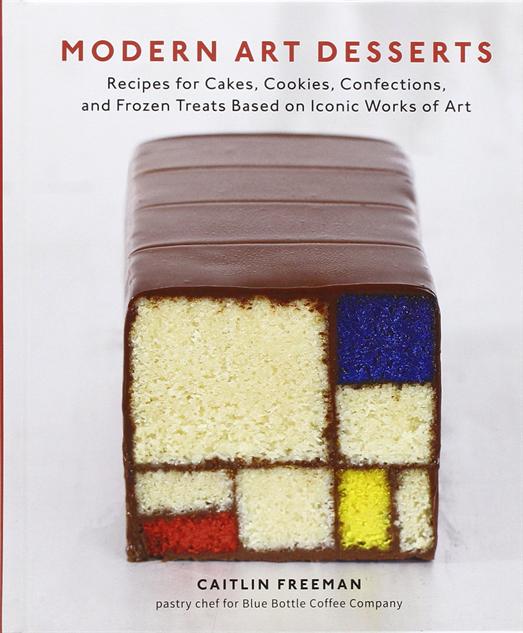 artists-writers-cookbooks modern-art-desserts