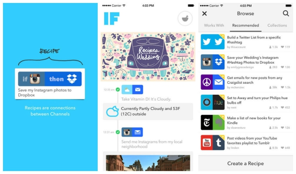 automation-apps ifttt