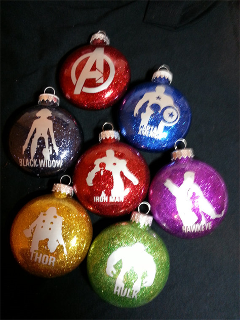 ... avengers-etsy 29-paste-movie-gallery-etsy-avengers-ornament - 31 Awesome Avengers Crafts On Etsy :: Movies :: Galleries :: Etsy