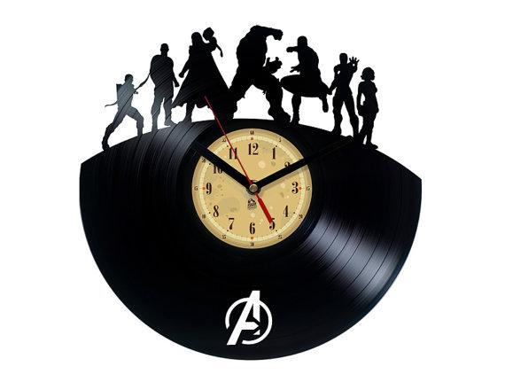 avengers-etsy 7-paste-movie-gallery-etsy-avengers-vinyl-clock