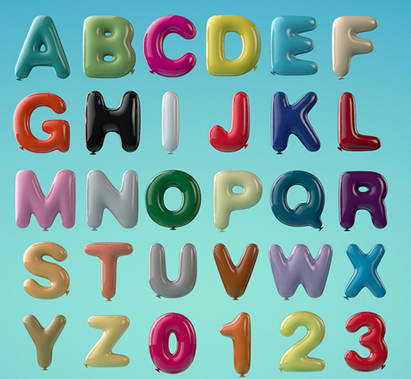 18 Awesomely-Designed Alphabets That Will Have You ...