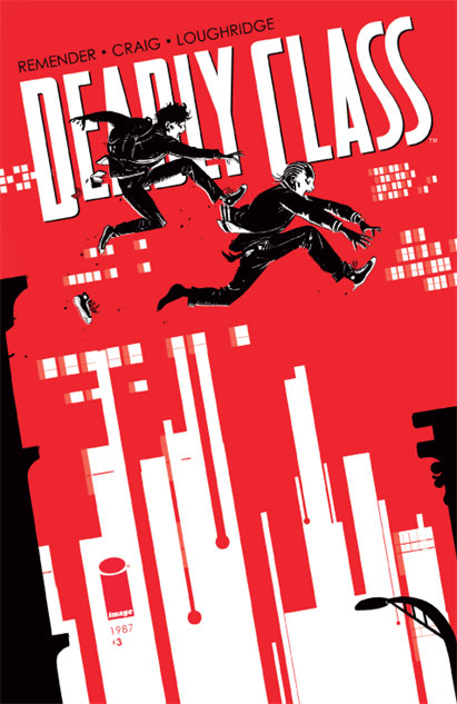 awesomecomicbookcovers deadlyclass3-wescraig